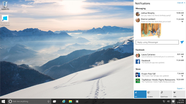 Microsoft confirma que Windows 10 se lanzará este verano