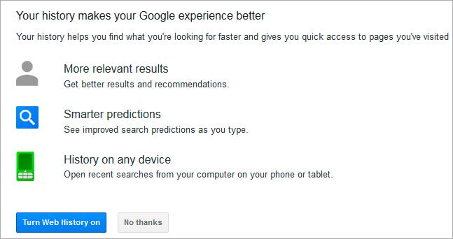 Desde ahora puedes descargar tu historial de búsqueda en Google