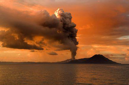 La mayor extinción ocurrida en la Tierra se debió a la acidificación del océano