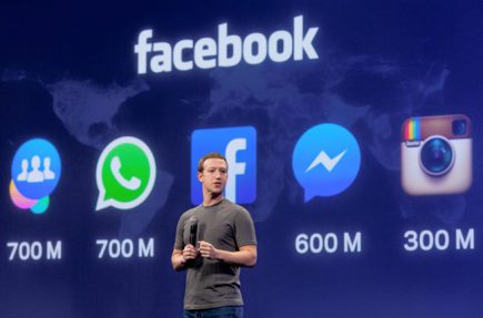 Facebook integra WhatsApp en su app para Android