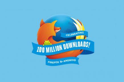 La versión de Firefox para Android llega a los 100 millones de descargas