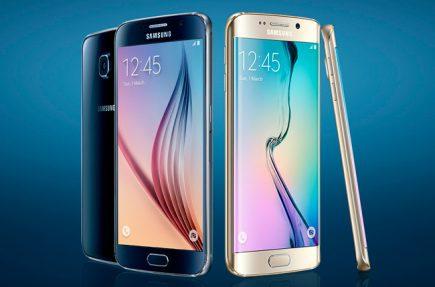 Samsung cree que el Galaxy S6 y el Galaxy S6 Edge van a batir récords de ventas
