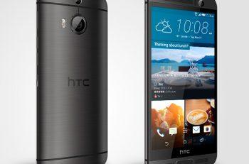 Nuevo HTC One M9+ con pantalla Quad HD de 5,2''