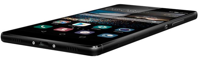 Nuevo Huawei P8: pantalla de 5,2'', cámara de 13 megapíxeles y acabados en aluminio