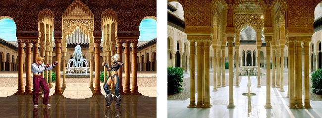 Paisajes reales que han inspirado escenarios de videojuegos