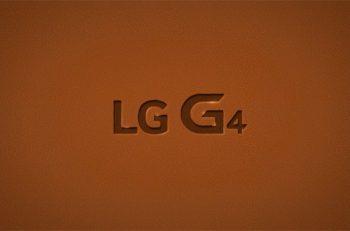 Es oficial: el LG G4 se presentará el 28 de abril