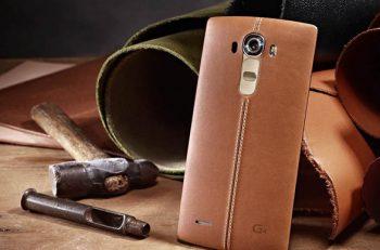 Imágenes oficiales del LG G4 aparecen en Internet