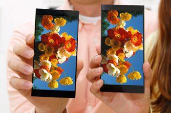 LG inicia la fabricación de una nueva pantalla QHD de 5,5 pulgadas