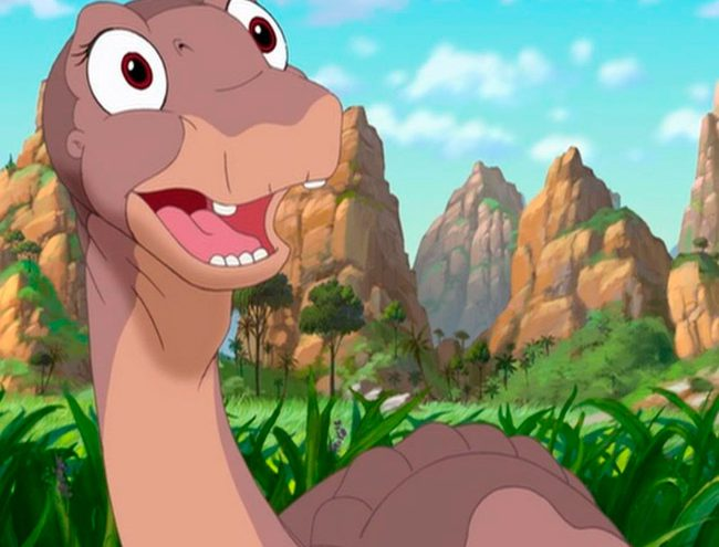 Los brontosaurios vuelven a ser un género de dinosaurio