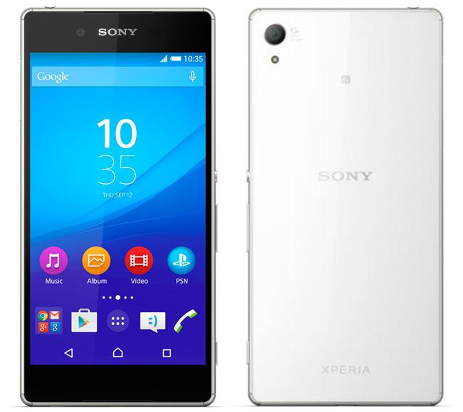 El Sony Xperia Z4 es oficial: pantalla de 5,2'' y chip Snapdragon 810