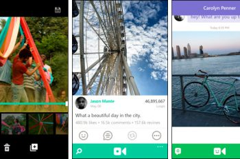 La app de Vine para Windows Phone 8 se renueva a fondo