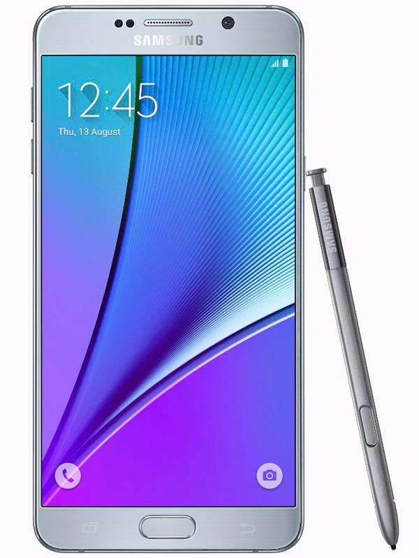 Así es el nuevo Samsung Galaxy Note 5