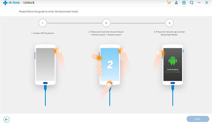 Cómo desbloquear un móvil Android